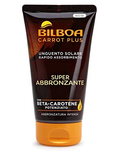 Körpersonnenschutz carrot unguento solare 150 ml con attivatore di melanina
