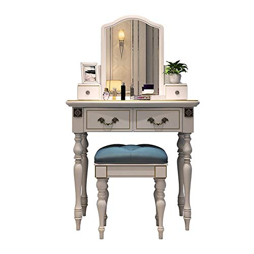 Best Bargain Dressing Tables Dressing Table Chair Set Bedroom Makeup Table Dressing Table Photo Studio Makeup Cabinet Dressing Table Small Apartment Makeup Mirror for Bedroom Dressing Room