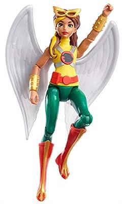 "DC Super Hero Girls Hawkgirl Figure, 6"""