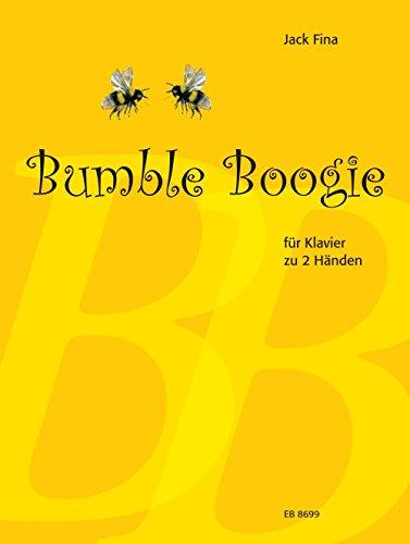 Jack Fina: Bumble Boogie. Paraphrase über den Hummelflug aus der Oper Zar Saltan von Rimskij-Korsakow (EB 8699)