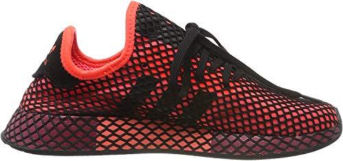 Adidas Deerupt Runner, Zapatillas para Hombre, Rojo (Red Ee5661), 46 2/3 EU