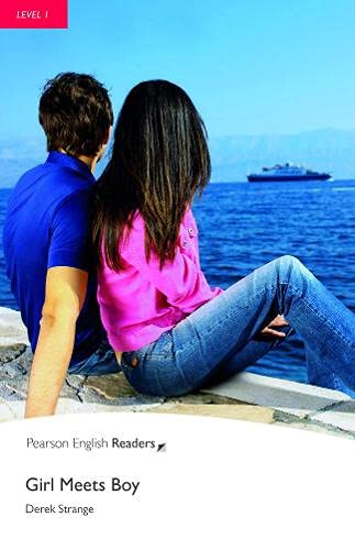 Level 1: Girl Meets Boy (Pearson English Readers) (Penguin Readers: Level 1)