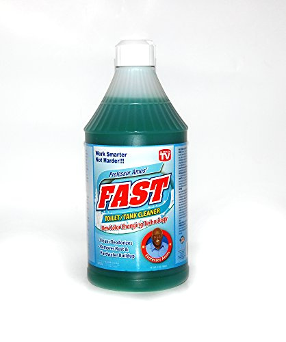 Professor Amos' Fast Toilet & Tank Cleaner Concentrate