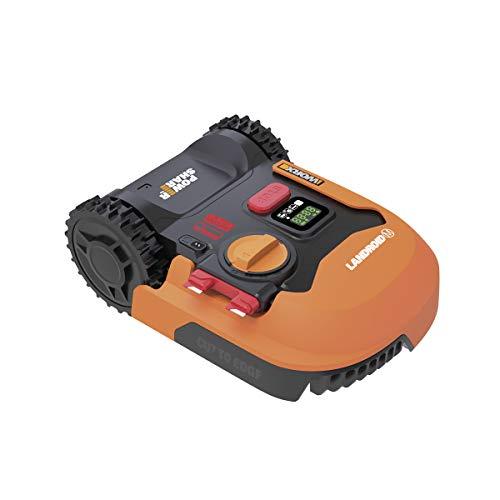 WORX - Tondeuse Robot connectée sans Fil LANDROID - WR141E -