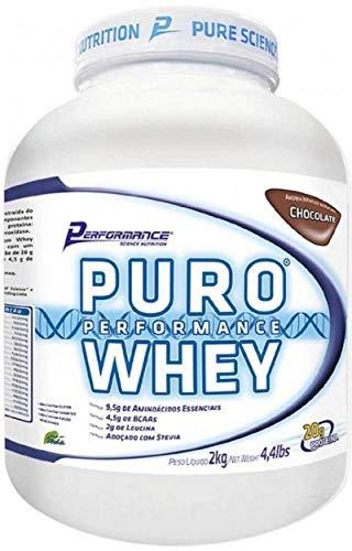 Puro Performance Whey (2Kg) - Sabor Chocolate, Performance Nutrition