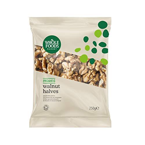 Whole Foods Market - Nueces sin cáscara ecológicas, 250 g