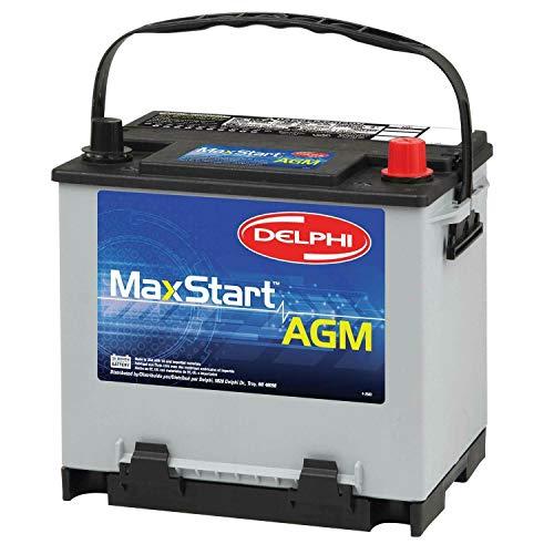 Delphi BU9035 MaxStart AGM Premium Automotive Battery, Group Size 35