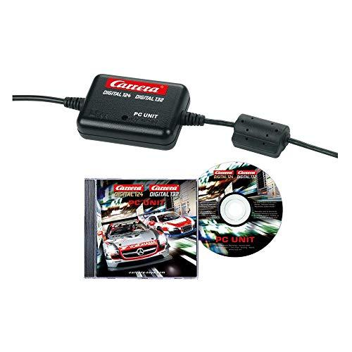 Carrera 30349 - Pc Rundenzähler für Carrera Digital 132 / 124