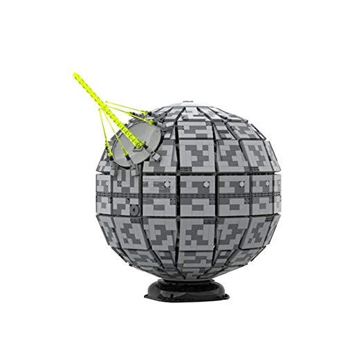 2683 PCS Bloque De Construcción Compatible con Lego Star Wars Death Star, Puzzle Técnica Técnica Super Racing RC Coche Kit, Juguete De Ladrillos para Adulto O Niño
