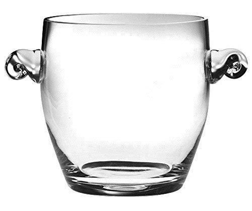 Barski -Glass- Large Ice Bucket- Wine Cooler - 9