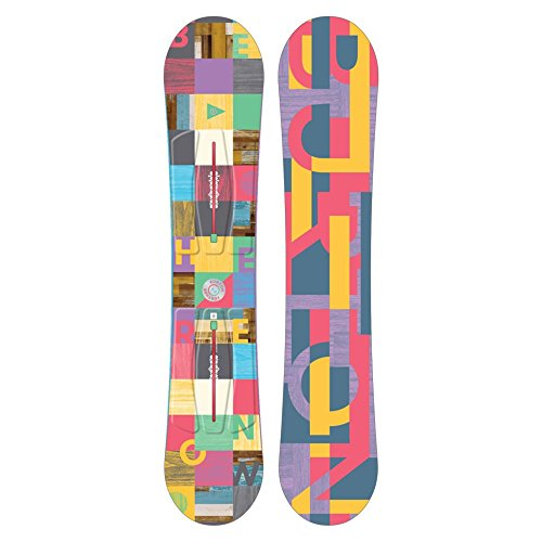 Burton Damen Snowboard FEATHER, No Color, 152