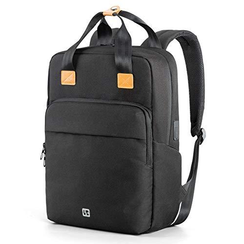 WINKING 15' Minimalist Man Multifunction Travel Laptop Bag Business Computer Shoulder Backpack