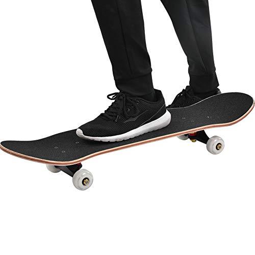 Demeras Allrad Skateboard Sport Skateboard Kinder Indoor Outdoor Gruppenaktivität(Graffiti)