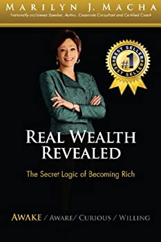 Paperback Real Wealth Revealed - Awake: The Secret Logic of Becoming Rich Book