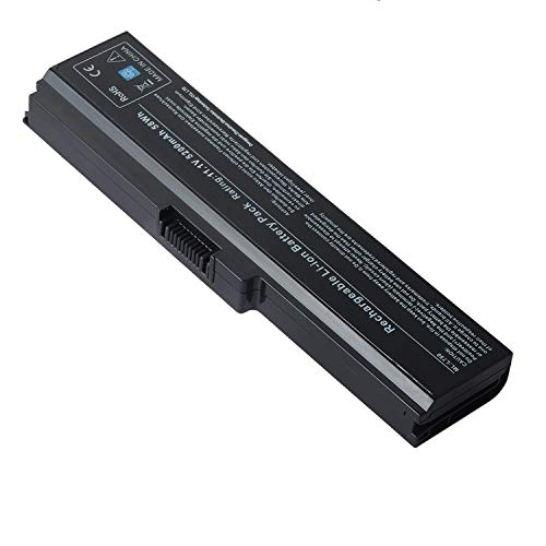 Alipower Laptop Battery Replacement for Toshiba PA3817U-1BRS PA3819U-1BRS Toshiba Satellite L755 C655 L600 L675 L745 L750 L750D L755D M640 M645