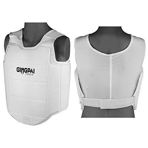 Gingpai Karate-Brustschutz (1 Stück),...