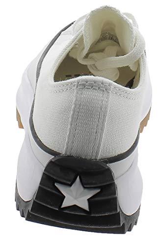 CONVERSE Run Star Hike Low Top Zapatos Deportivos para Mujer Blanco 168817C
