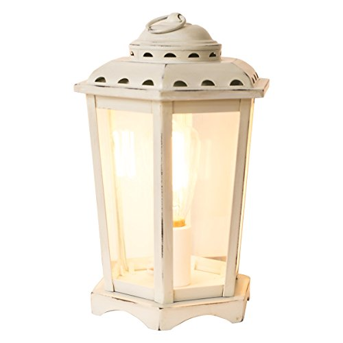 Scentsationals Chelsea Edison Lantern Wax Warmer 40w Bulb Air Freshener - Full Size Scented Electric Candle Warmer 120V - Fragrance Home Decor Wickless Gift Replacement
