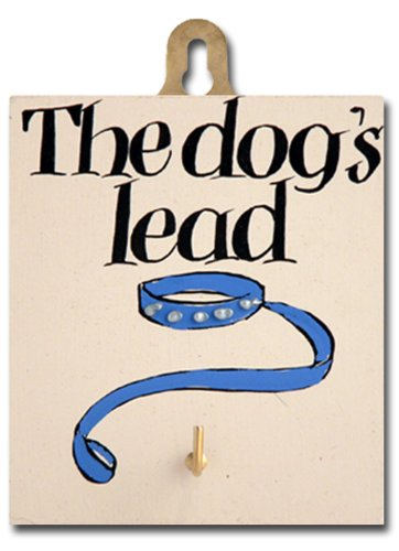 Son Panneau tableau pour chien 9,5 x 11 cm-Excellente idée cadeau