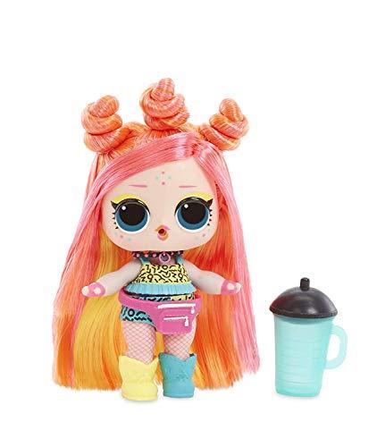 L.O.L. LOL Surprise 576-6222 Hairgoals Series 5–2 A, série Makeover, 15 Surprises