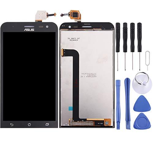 MDYHMC CLB Pantalla LCD y digitalizador Acc asamblea Completa for ASUS ZenFone 2 Láser / ZE500KL (Negro) (Color : Black)