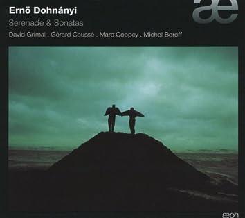 Dohnanyi: Serenade & Sonatas