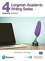 Longman Academic Writing Level 4: Essays With Online Practice & Digital Resources