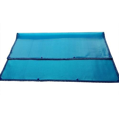 ZAQI Cobertor Solar Piscina Cubierta de Piscina de Verano Az