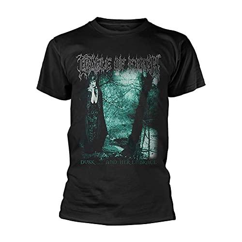 Cradle of Filth Gaya Entertainment Dusk and HER Embrace - Camiseta (talla L)