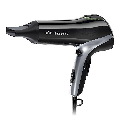 Braun HD 730 - Secador de pelo, color negro