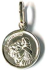 Medalla San Antonio Plata de Ley