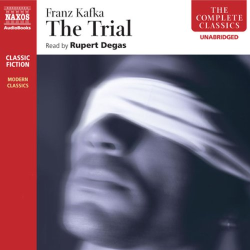 The Trial [Naxos AudioBooks] audiobook cover art