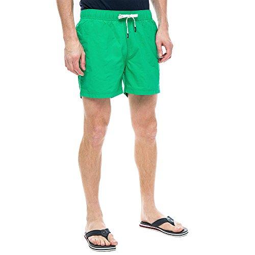 Baã±Ador Tommy Hilfiger-logo groen