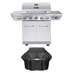 Nexgrill Evolution 5-Burner Propane Gas Grill