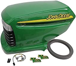 John Deere LT180 complete hood AM131759 AM132530