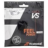 Babolat Tennissaite Vs Touch Bt7 12m Natur, Colors- Black, Gauge- 1.30mm