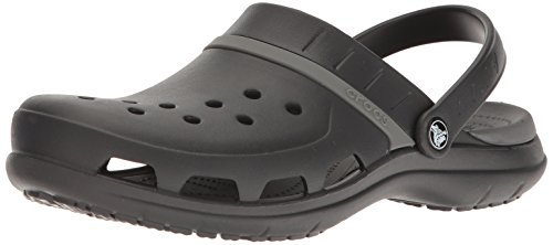 Crocs Crocs Unisex-Erwachsene MODI Sport Clogs, Schwarz (Black/Graphite), 48 EU