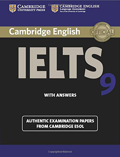 Cambridge Ielts 9 Student's Book with Answers (IELTS Practice Tests)