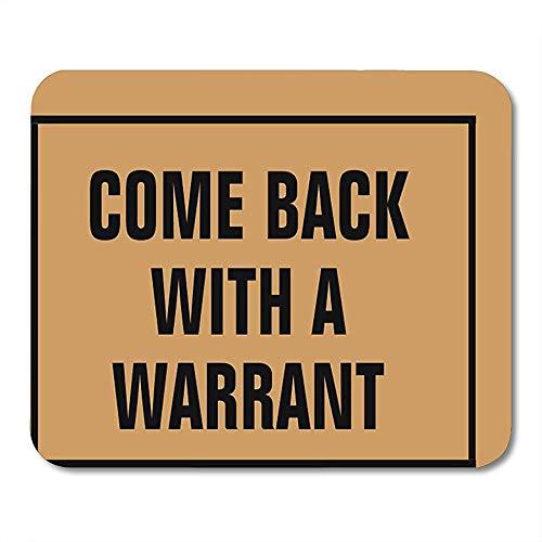 Gaming Mat kwam terug met Warrantt Warrant deurmat mat Swat anti-slip werk speciale Office Muis Mat School Mousepad Game Gedrukt Kleurrijke 25 X 30Cm