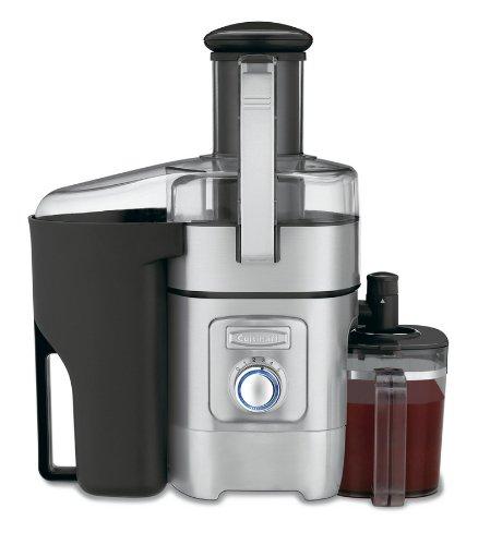 Cuisinart CJE-1000 Juice Extractor Silver, Black