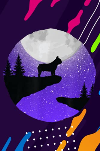 Cool French Bulldog - Full Moon Frenchie Owner |Family Refrigerator Inventory List