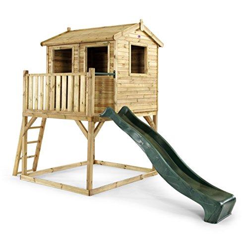 Plum Premium Adventure Spielhaus aus Holz