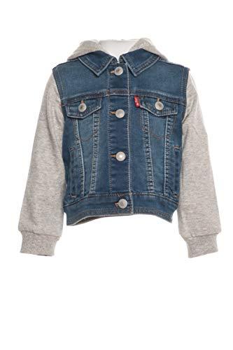Levi's Kids Lvg Trucker Jacket Chaleco de jean para Bebés