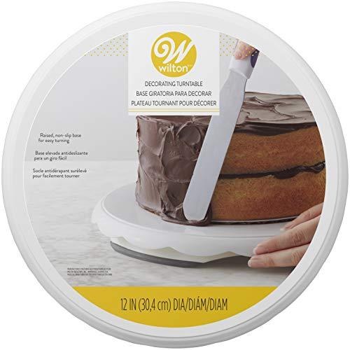 mesa giratoria para tartas fabricante Wilton