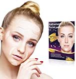 16 Pcs Face Wrinkle Patches, Facial Wrinkle Pads, Anti Face Wrinkle Pads, Silicone Care Forehead and Reusable Under Eye Pads