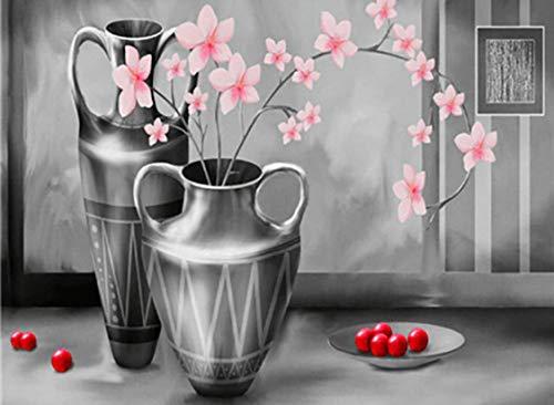 NaNa Kunst Erwachsene Kinder Puzzle 1000 Stück Kunst Blumenvase Gänseblümchen Übung Konzentrationsfähigkeit