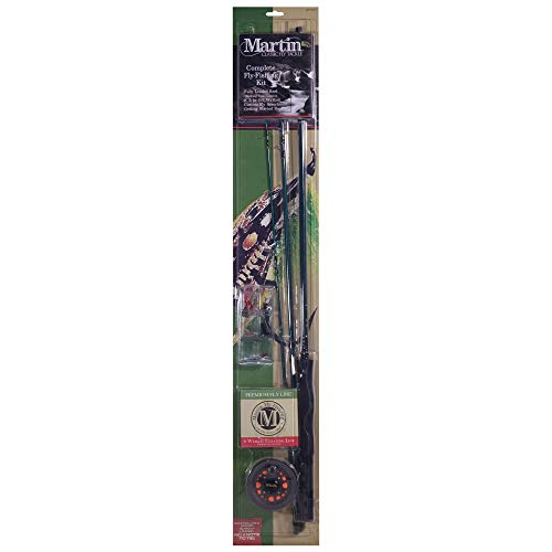 Martin Complete Fly Combo 8ft0 in. 3pc 5/6wt MRT56TK 6L