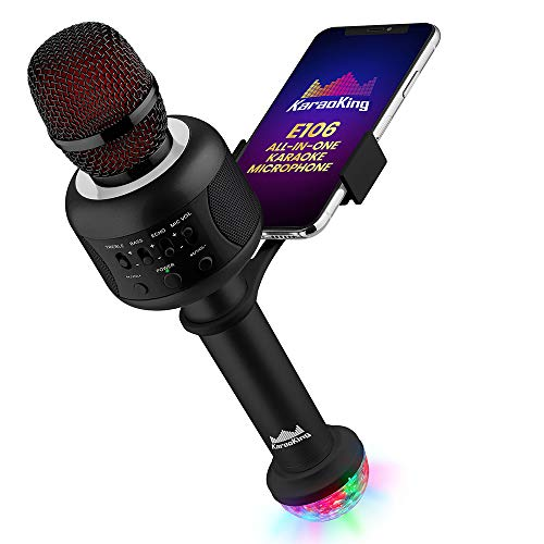 KaraoKing Karaoke Microphone - Wireless,...