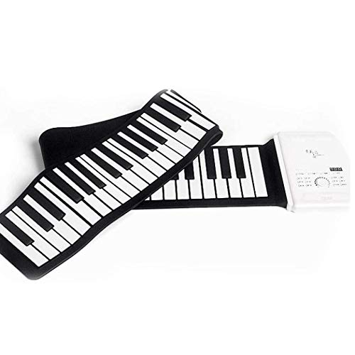 Buy CHENXIU Hand roll Piano 88 Key Portable Professional Version of The Keyboard Adult Folding Begin...