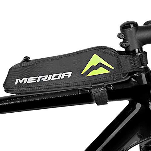 Bolsa For Sillín De Bicicleta 1L, Bolsa For Cuadro De Bicicleta, Bolsa Impermeable For Tubo Superior De Bicicleta, Bolsa For Soporte De Teléfono For Bicicleta Ciclismo teléfonos Bolsas